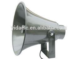 Waterproof high quality outdoor 50W power horn speaker