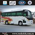 33 7.9m seater ônibus dongfeng dimensão