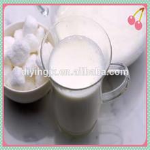 Hot disc separator for degreasing milk dairy cream