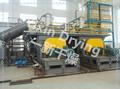 Kjg harinadepescado paddle secador/de secado de la máquina/equipo