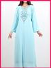 Fashionable Baju kurung with Lace