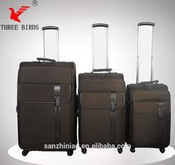 2014 popular fashion travel pu luggage set/cute suitcases/girl luggage
