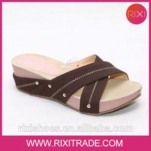 2015 new model ladies sandal chappal