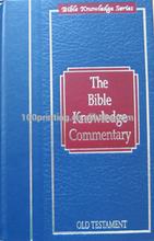 El conocimiento de la biblia comentario, venta al por mayor de libros de la biblia, santa biblia libro