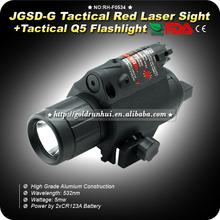 Goldrunhui RH-F0534 Combo Pistol Led flashlight & Laser Sight