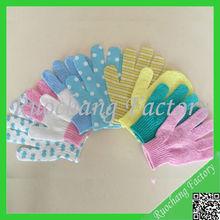 Exfoliating Bath Glove Clean Exfoliate face & body - NEW,Exfoliating Bath Glove