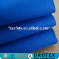 fr tecido de algodão tecido ignífugo para a proteção de arco vestuário impermeável tecido resistente ao fogo