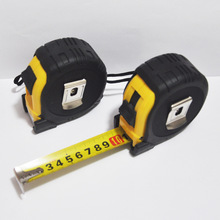 7.5m/25feet steel rubber freeman measuring tape function of height measure tools wholesales with Names or Logo
