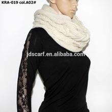 High quality winter round scarf KRA-019