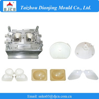 Mirror polishing BMC car reflector mould for Volkswagen C30 headlight