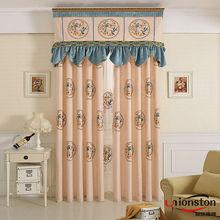 Fashion Design fabric kitchen curtain