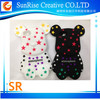Hot 3D Cartoon Bear Soft Silicone Cover Case for iPhone 4 4s 5 5s 5c