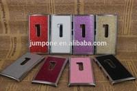 New Glitter Bling Shining Luxury chrome stick Hard back Case For Nokia Lumia 920