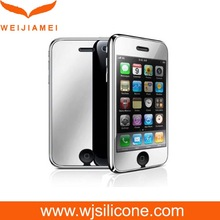 lcd mirror screen protector for iphone5/5s