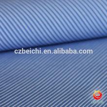 china yarn dyed blue and white twill stripe fabric