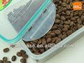 100% محكم حاويات تخزين المواد الغذائية عالية الجودة/ homeweaver bpa مجانا مربع تخزين الخبز المصنع