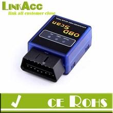 Linkacc-th77 Mini ELM327 OBD2 OBDII V1.5 Bluetooth Diagnostic Interface Scanner