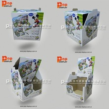 2014 shop/store corrugated cardboard display box