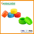 Hot sale customized small silicone jars dab wax container