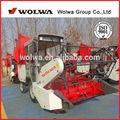 Cosechadora de trigo de la rueda de tipo w4sd-2.0d utilizados para la venta por la agricultura