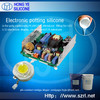 Potting sealing silicone for electronic components