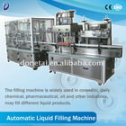 Edible Oil Filling and Capping Machine
