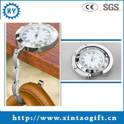 Silver Watch Hook Handbag Hook