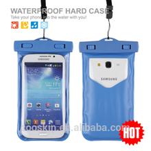 Mobile phone waterproof case, waterproof bag for samsung s3,fashion waterproof dry bags