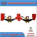 Caminhão semi capacidade 25t mola 10 16 espessura largura 90 cabide de espessura: eixo 8 diatance: 1360 americano suspensão