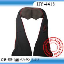 Comfort Relax Portable shiatsu Massage pillow /shoulder massage equipment/rotation cervical pillow