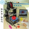 3d printer plastic/ 3d printer supplies/ dual nozzle 3d printer