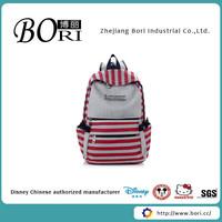 cartoon school bags girls drawing set school bag 600D satchel backpacks