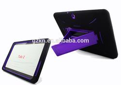 kickstand rugged case for Samsung Galaxy tab 2 10.1 inch P5100 hard cover