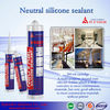 Neutral Silicone Sealant/ thermal insulation silicone sealant/ single component silicon sealant