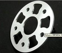 Carro usado roda Spacer adaptadores 5 mm ajuste 5 x 114.3 para Subaru Impreza WRX STI