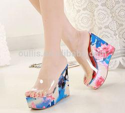 hot sale women sandals summer footwear new fashion shoes PY2931