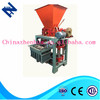 Direct Supply High Quality Low Cost Energy-Saving Semi-Automatic small block making machine