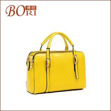2014 satin flower name brand wholesale new model lady handbag shoulder bag