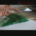 Removível car window film