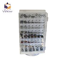 2014 Newest Design Jewellery Showroom Display Cabinets,Jewellery Showroom Interior Design With Led Lights