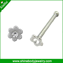 stainless steel nose piercing pictures