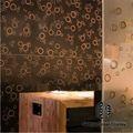 unique de résine décoratifs panneau mural en bambou