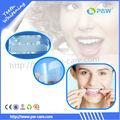 35% peróxido de hidrógeno para blanquear los dientes de la tira, rápido efecto de blanqueamiento de pasta de dientes
