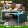 Mesa de centro moderna sala de estar muebles