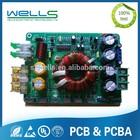 FR4 2 layer 50w/100w led driver pcb assembly,SMT pcba manufacturer