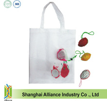 Fruit Shaped Folding Promotion Shopper