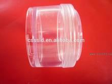 Custom plastic case for DVD or other medias