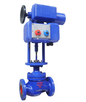 Motorized Flow Speed Controllers Valve DN25