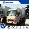 HOWO 6x4 refrigerated cargo van