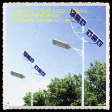 all in one solar street lamp, 27 years experience, CE, RoHS, 5 years guarantee